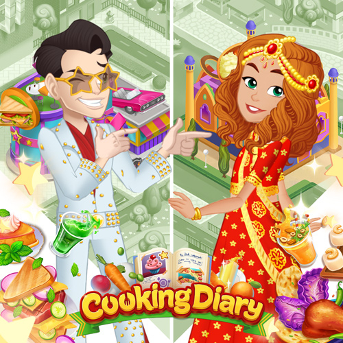 Cooking Diary. Update 1.4: Colafornia!