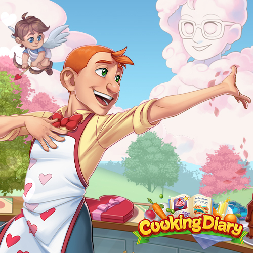 Cooking Diary: Valentine`s Day Update!