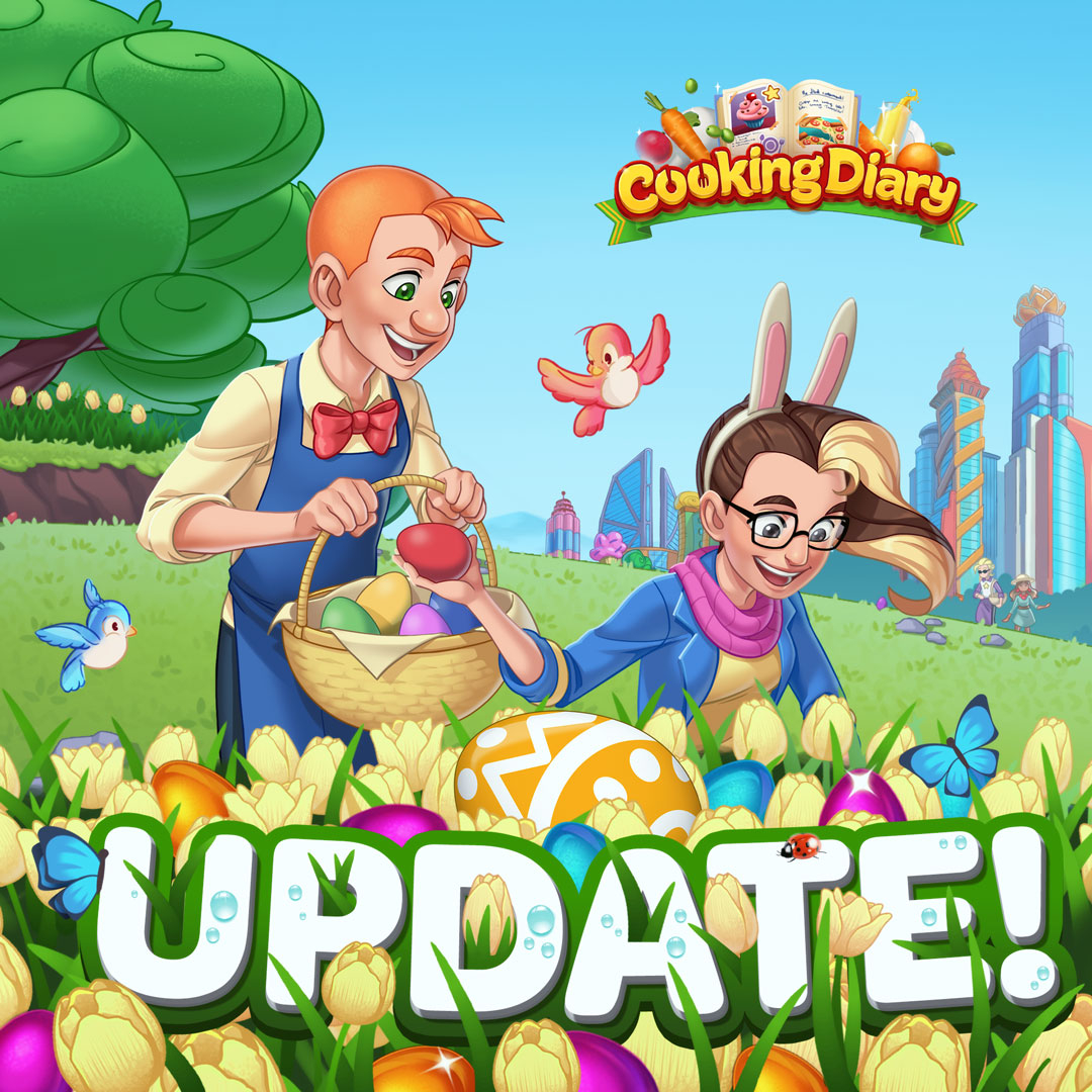 Cooking Diary: Easter Update!
