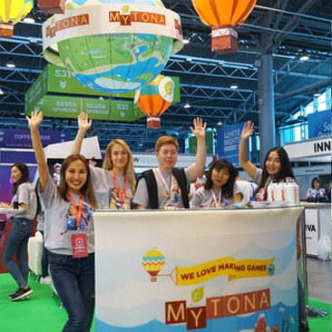 MyTona at White Nights in Saint Petersburg 2018!