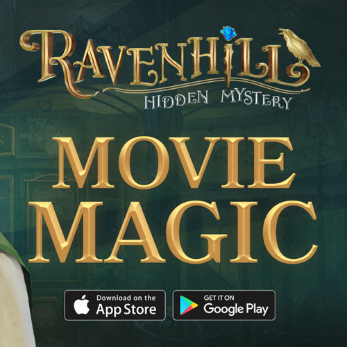 Ravenhill: Hidden Mystery. Movie Magic Update.