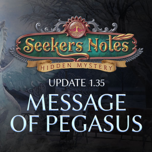 Seekers Notes. Update 1.35: Message of Pegasus