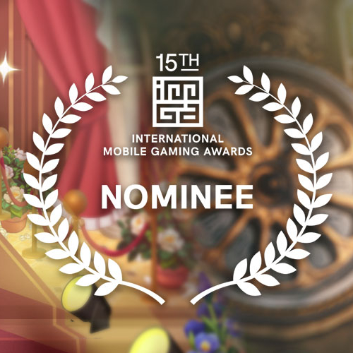 Cooking Diary and Ravenhill: Hidden Mystery are nominated at the 15th International Mobile Gaming Awards!