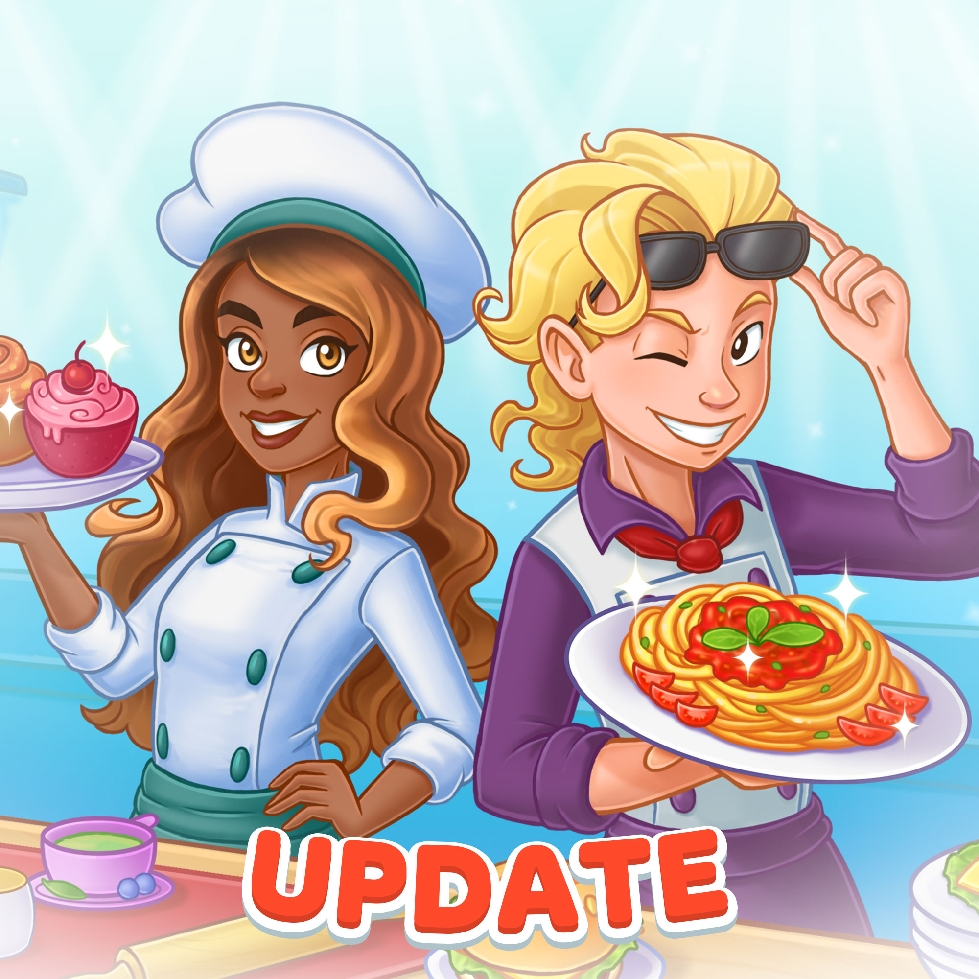 Cooking Diary. Update is now out!