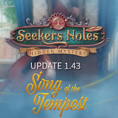 Seekers Notes. Update 1.43: Song of the Tempest