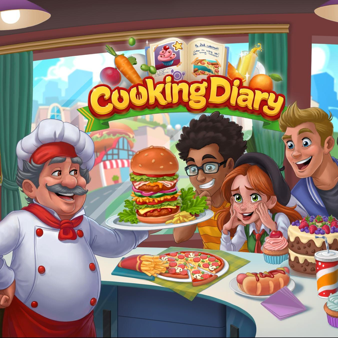 Localization case study: Cooking Diary