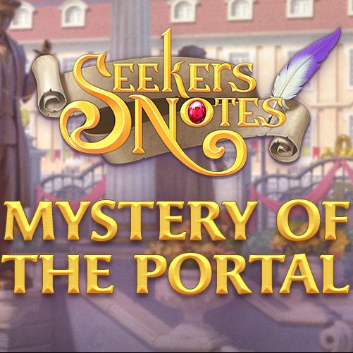 Seekers Notes. Update 2.0: Mystery of the Portal