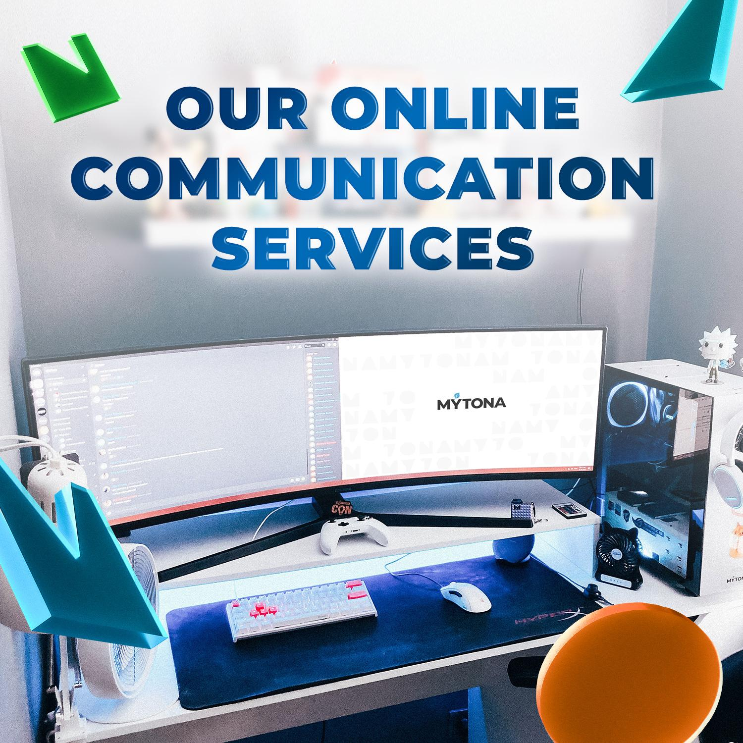 Choosing a Chat For Communication: How Does our Team of 900+ Mytonians Communicate Remotely?