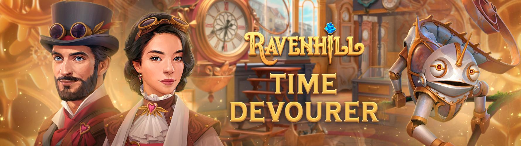 Ravenhill: Hidden Mystery. Update 2.23.0: Time Devourer